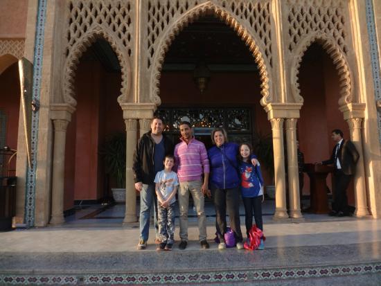 Easy Take Transport: La famille avec Yassine