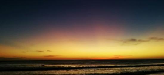 Sugar's Monkey : Amazing sunset