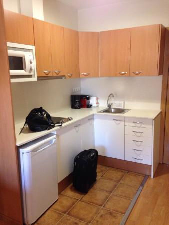 Apartments Unio: Kitchen #502