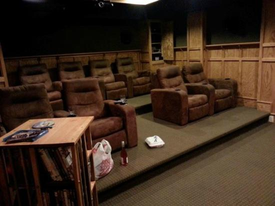 The Fern Lodge: Theater area