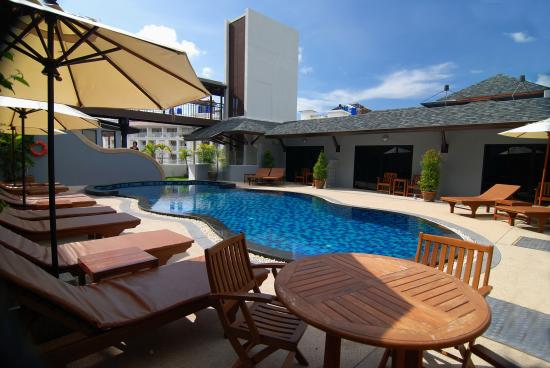 Leelawadee Boutique Hotel: Swimming Pool