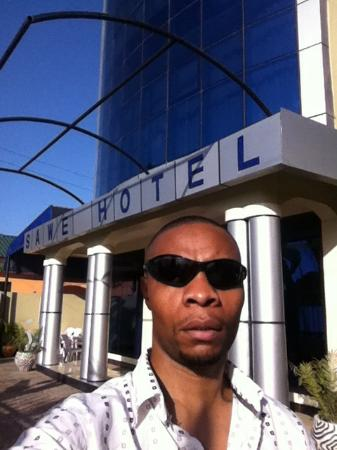 Sawe Hotel : Better choice