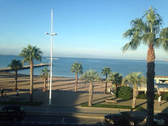 Bel Azur Hotel : View from our room!