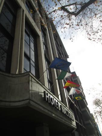 Hotel Nacional: hotel da fuori