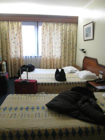 Hotel Nacional : camera tripla