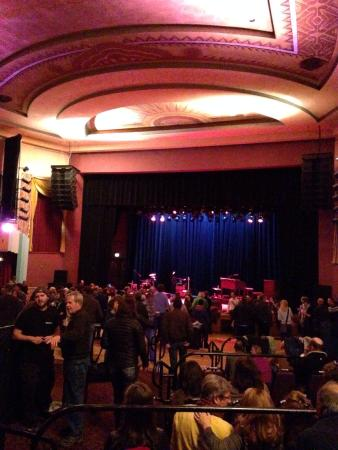 Boulder Theater : Getting ready to see Keb Mo!