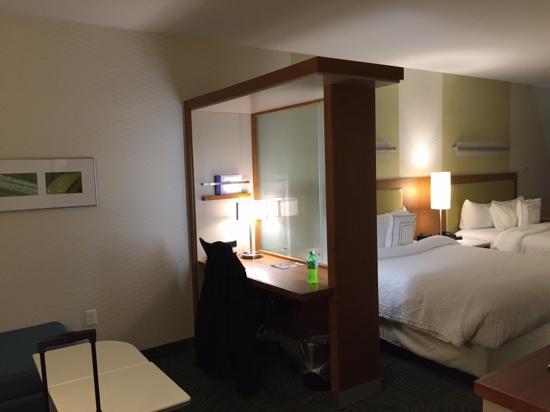SpringHill Suites Voorhees Mt. Laurel/Cherry Hill : bedroom