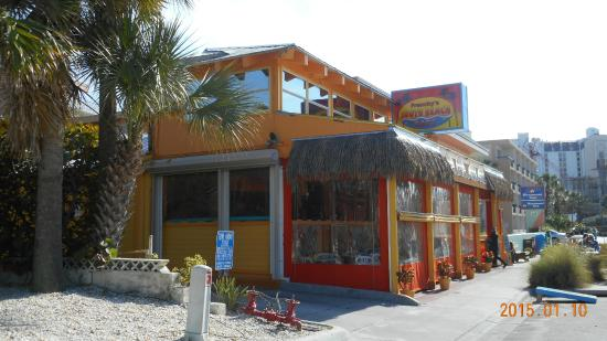 Frenchy's South Beach Cafe : Front of Building