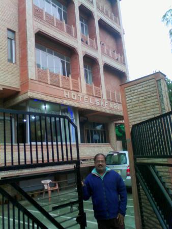 Hotel safari-Muralitharan photo