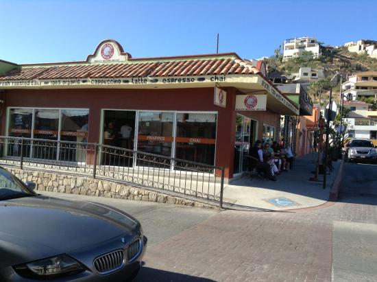 Cabo Coffee Company: New Paint, new signs, new year!
