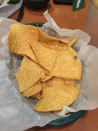 Torero's Mexican Restaurant: Chips
