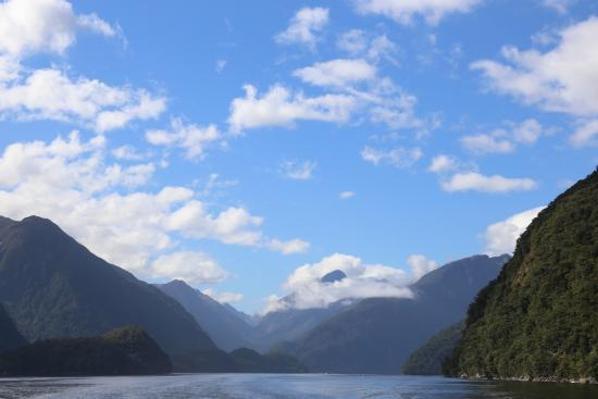Milford Track Guided Day Walk - Real Journeys : Doubtful Sound