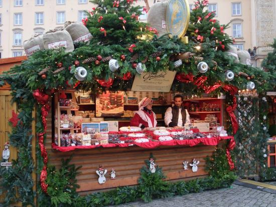 dresden christmas market christmas market altmarkt stall