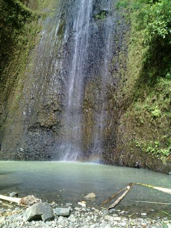 ‪Sidoharjo waterfall‬
