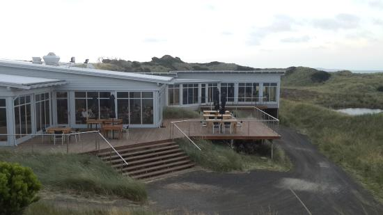 Barnbougle Dunes Cottages: The Dune restaurant