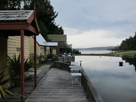 Fish Lips Cafe and Accommodation: Fish Lips cottages