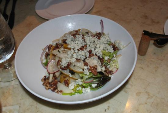 Alan Wong's Amasia: Asian Pear Salad