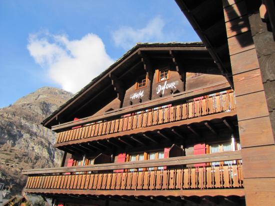 Hotel Dufour Alpin Zermatt: Hotel Defour