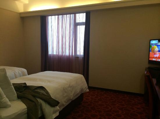 Hotel Taipa Square: Bedroom