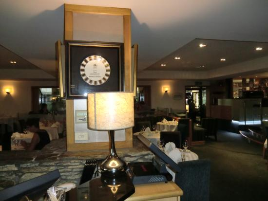 Jet Park Hotel & Conference Centre: ホテルのレストランです。