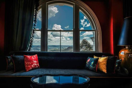Hydro Majestic Hotel Blue Mountains: Salon Du The