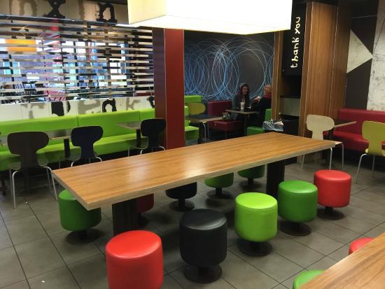 Mcdonald S Restaurants Upper Floor