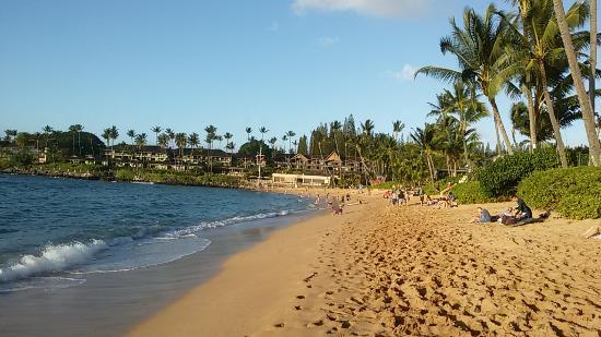 Napili Village : spiaggia di napili a pochi passi