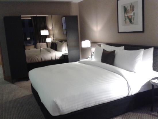 Stamford Plaza Auckland: My room