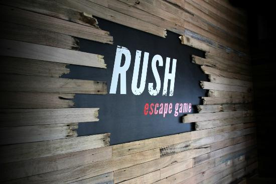 ‪Rush Escape Game‬