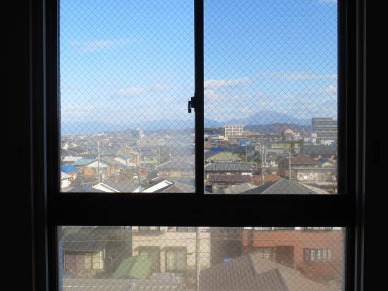 APA Hotel Hikone Minami: 窓からの眺め