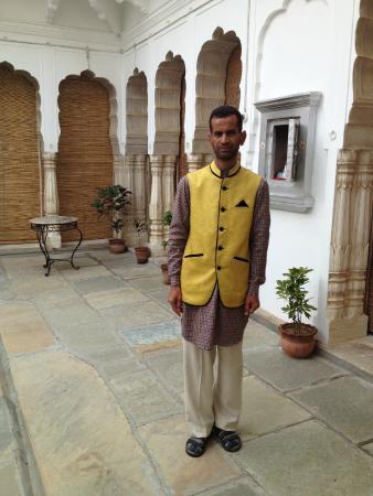 Hotel Chobdar Haveli : Chef Lal Singh