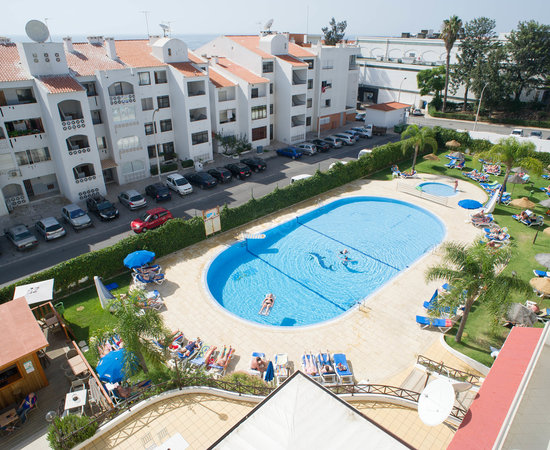 Paladim aparthotel albufeira algarve portugal hotel for Portugal appart hotel