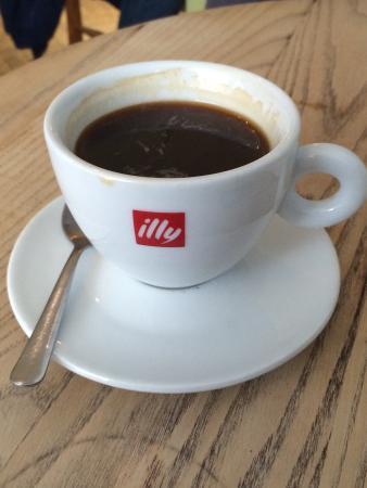Radley's: Good Illy Coffee