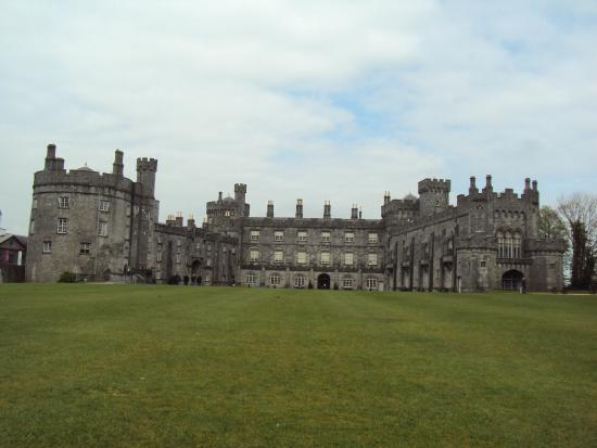 Kilkenny, İrlanda: Courtyard