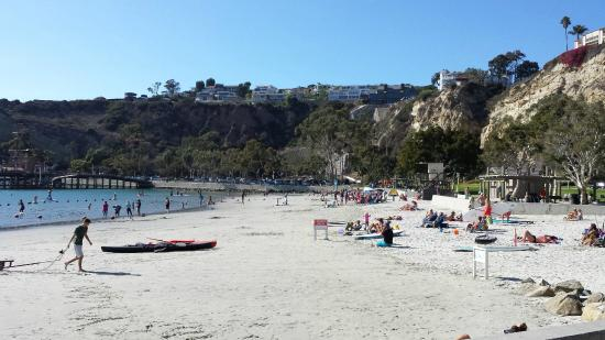 Dana Point, Kaliforniya: Beach area