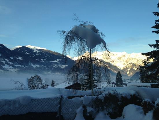 Aktiv & Spa Hotel Alpenrose : Aussicht auf die Berge