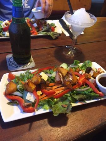 Hog's Breath Cafe: la salade australienne