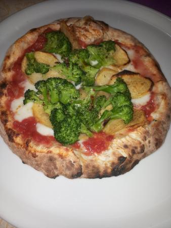 'Broccoli e patate arrosto'