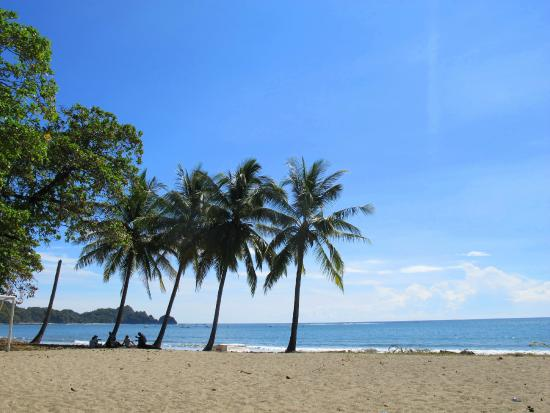 Nosara Playa Garza Hotel: beach view