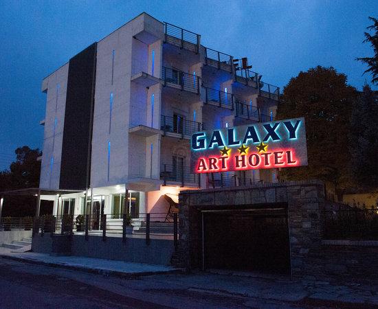 Galaxy design hotel ab chf 46 c h f 5 7 bewertungen for Design hotels griechenland