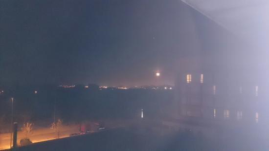 Eurostars Rey Fernando: Vistas de noche