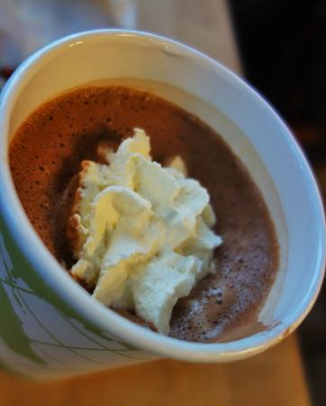 Better Living Through Coffee: best mocha