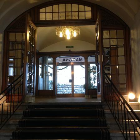 La Margna Swiss Quality Hotel: Interno di La Margna Swiss Quality Hotel