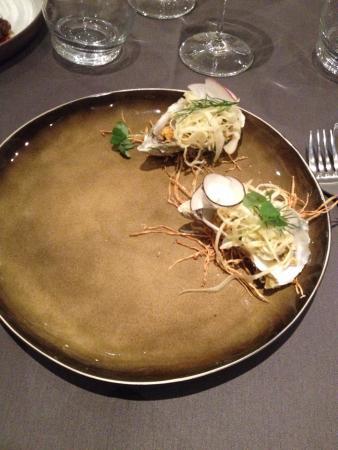Aromatique Restaurant : Huîtres et moules