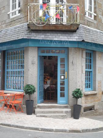 Time for Tea - Salon de The Anglais