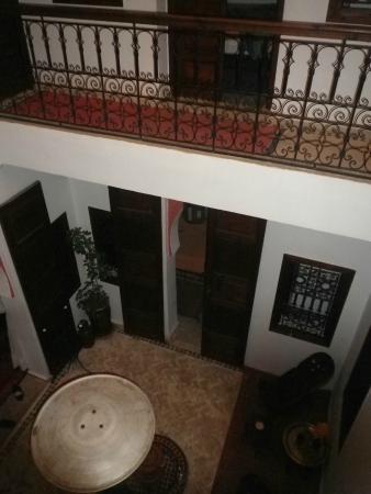 Riad Karim : interieur
