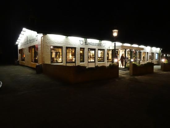Restaurant Het Jagershuis: Het Jagershuis Hoek van Holland The Netherlands