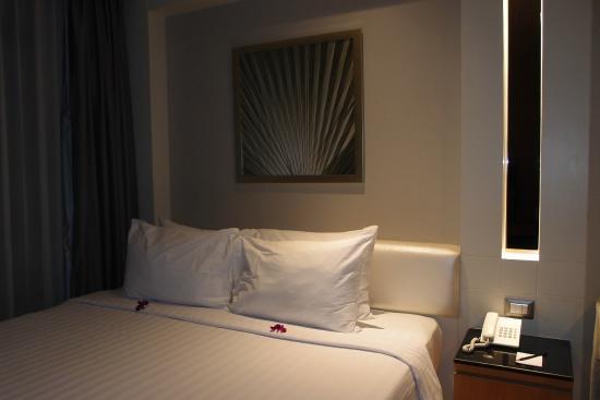 Superior Double Room Foto Van Centre Point Hotel Chidlom