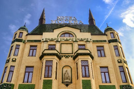 Hotel Moskva, hôtels à Belgrade