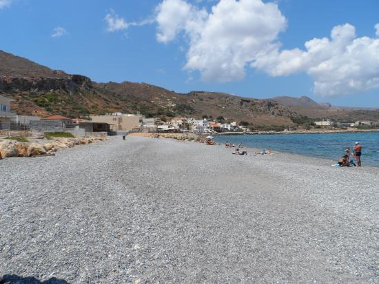 Aphea Village: Beach